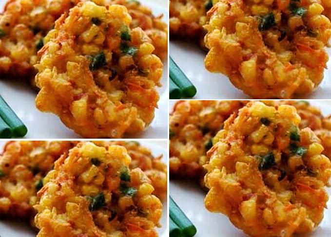 Resep Bakwan Jagung Manis Crispy Enak - County Food