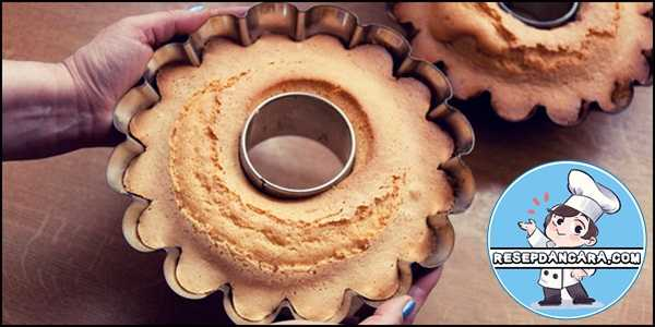 Resep Dan Cara Membuat Cake Lembut dan Mengembang Sempurna