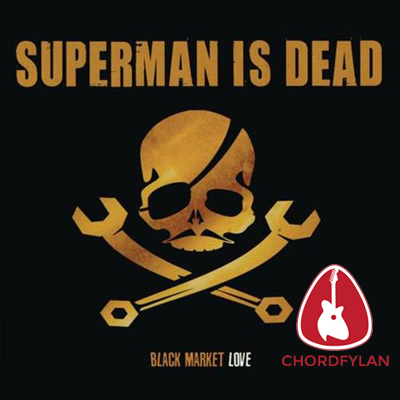 Lirik dan chord Bukan Pahlawan - Superman Is Dead