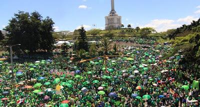 Santiago y el Cibao realizan este domingo foros verdes por el fin de la impunidad