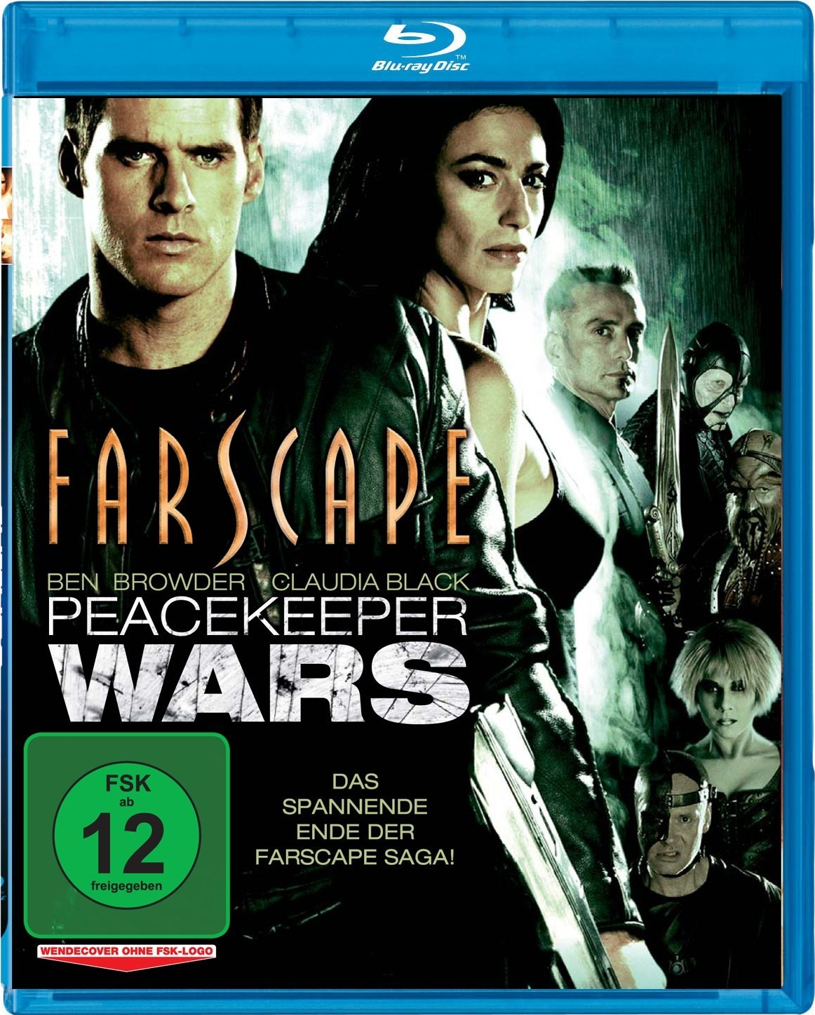 Farscape: The Peacekeeper Wars (2004) ταινιες online seires oipeirates greek subs