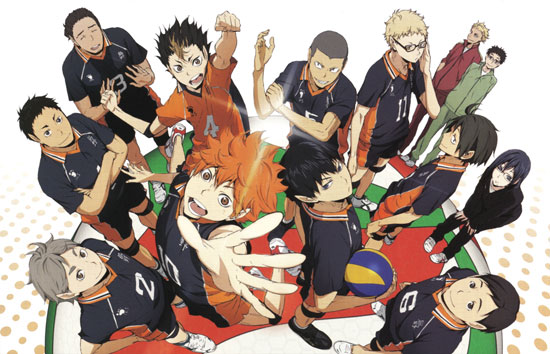 Download Haikyuu!! Episode 1 – 25 (End) Subtitle Indonesia
