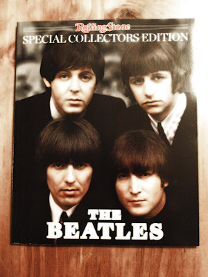 The Beatles Rolling Stone cover