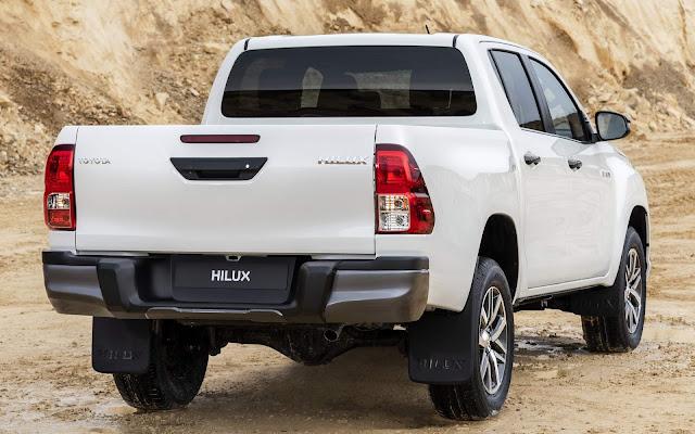 Toyota lança Hilux 2020 Special Edition