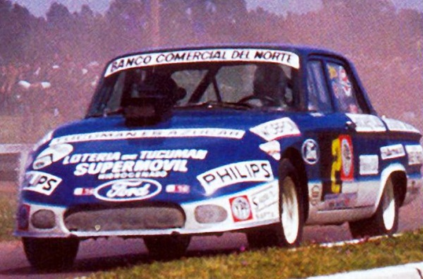 Ford Falcon TC 1973 Estéfano