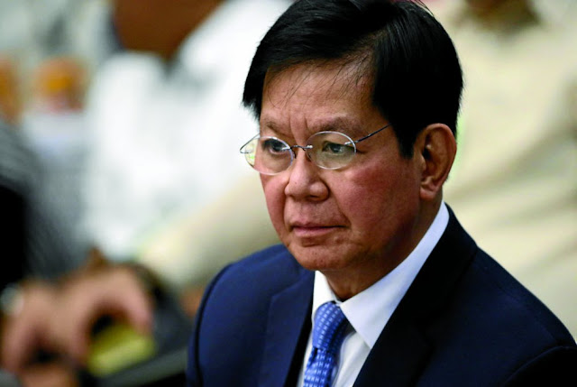 Most Viral: World War III Begin In Senate After De Lima And Lacson Clash Over Witnesses in Bilibid Drug Probe