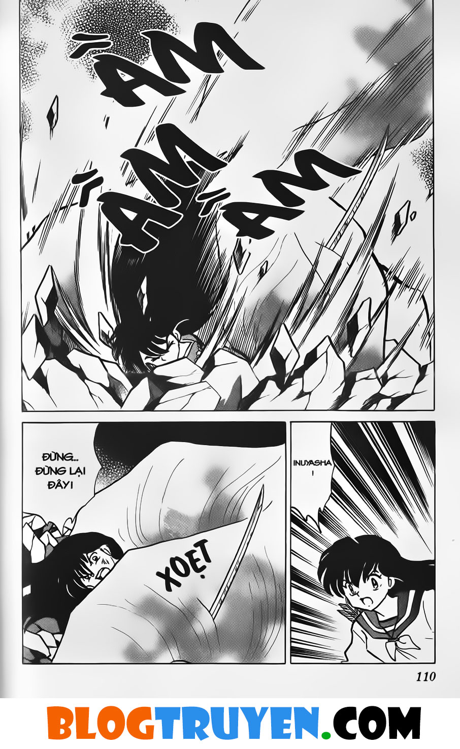 Inuyasha vol 37.6 trang 15