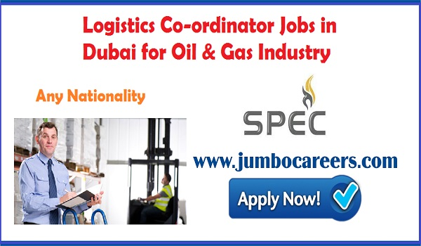 company jobs in Dubai 2018, current oil & gas jobs in Dubai, Oil & Gas industry job openings Dubai