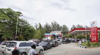 Daftar Harga BBM Terbaru di Aceh