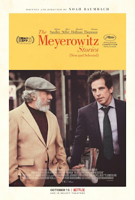 The Meyerowitz Stories 2017 DVD Custom HD Latino