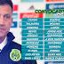 Osorio convoca a jugadores para la Copa Confederaciones
