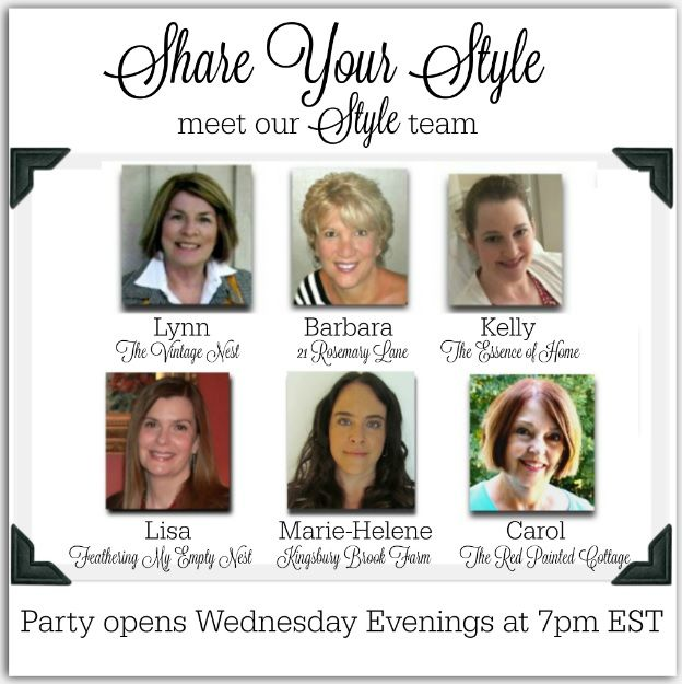 Share Your Style Party 148