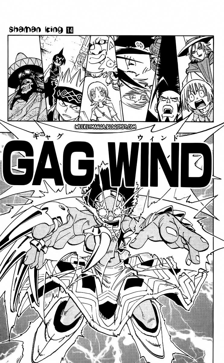 Shaman King [Vua pháp thuật] chap 117 trang 22