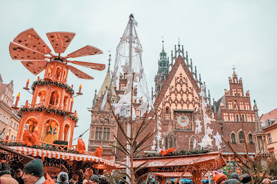 My Travel Background : Mes meilleurs souvenirs de 2018 - Wroclaw