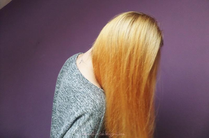 Aktualizacja włosowa i plan pielęgnacji - wracam do blogosfery! :)