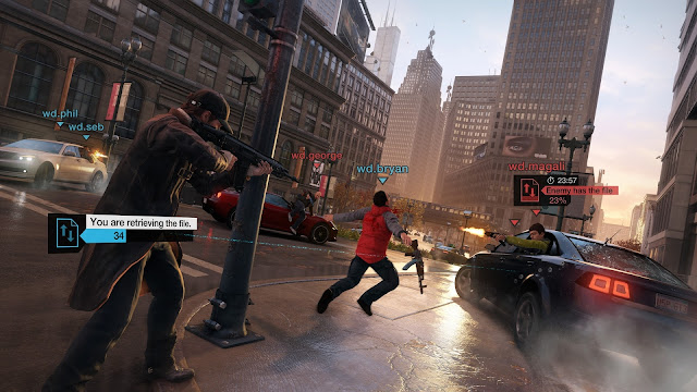 Watch Dogs PC Full Version Screenshot 2