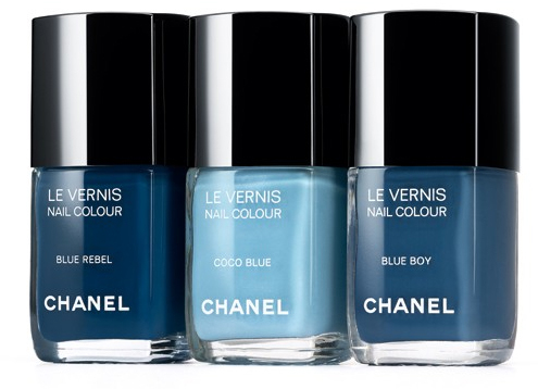Styleesa S Closet Fashion S Night Out 2011 Les Jeans De Chanel Nail Polish