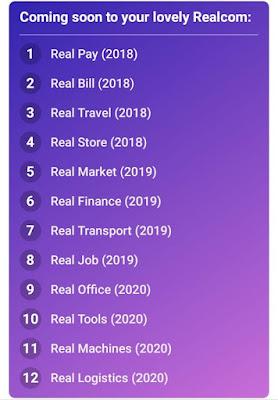 aplikasi Realcom terus berionvasi seiring kemajuan teknologi