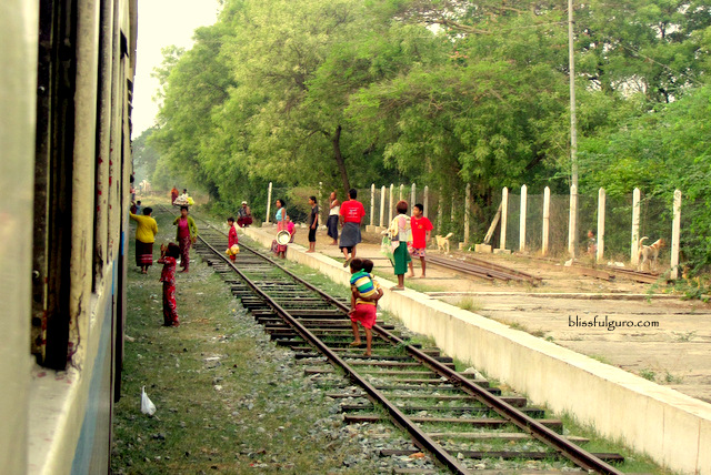 Yangon to Mandalay Myanmar Train Blog