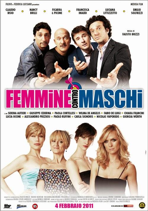 Femmine contro maschi (2011) ταινιες online seires xrysoi greek subs