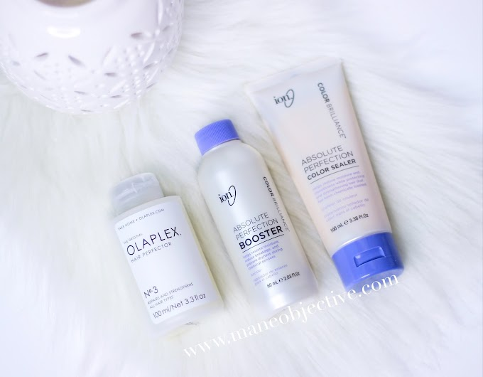 Olaplex No. 3 vs. Ion Absolute Perfection - Which One ACTUALLY Works for Natural Hair?