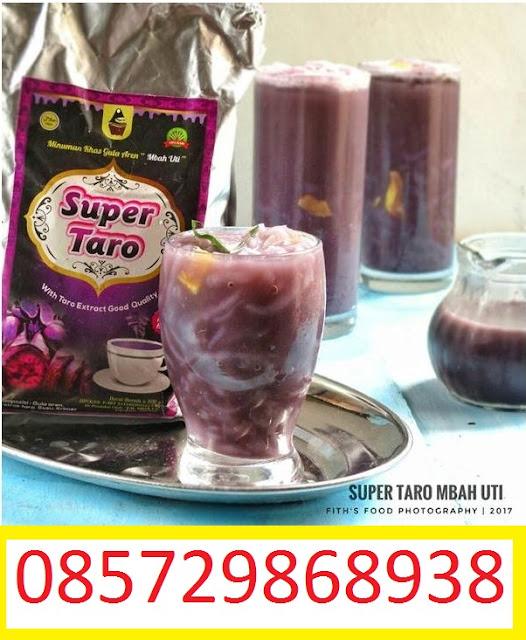 Kreasi Coklat Aren Mbah Uti Es Cendol Super Taro Top