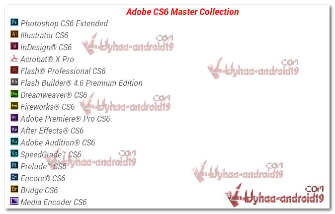 Adobe Master Collection CS6 Full Version   kuyhAa.Me