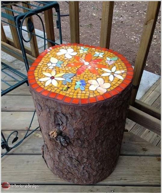 Mosaic Garden 9