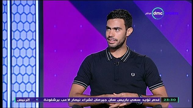 تصريح احمد مرتضي منصور بخصوص رحيل احمد مجدي