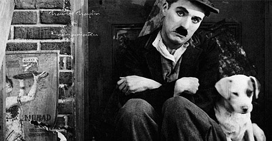 Fracasso dos Famosos - Charlie Chaplin