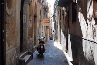 ruelle dans Ortygie