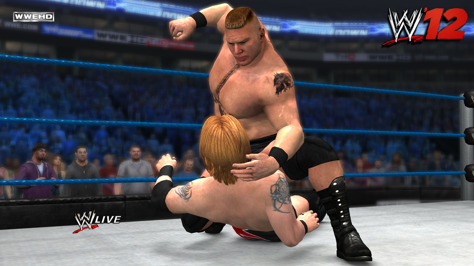 WWE 2K17 PC Game Download