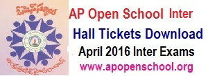 APOSS Inter Hall tickets 2017 AP Open School Inter Hall tickets Download 2017