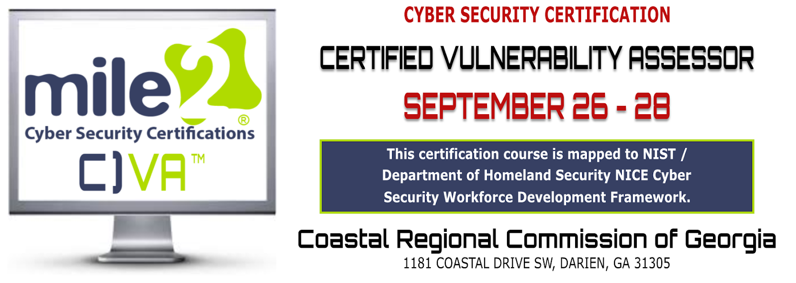 Michael I Kaplan Earn Your Cva Cyber Security Certification In