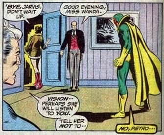 Avengers 102 Rich Buckler