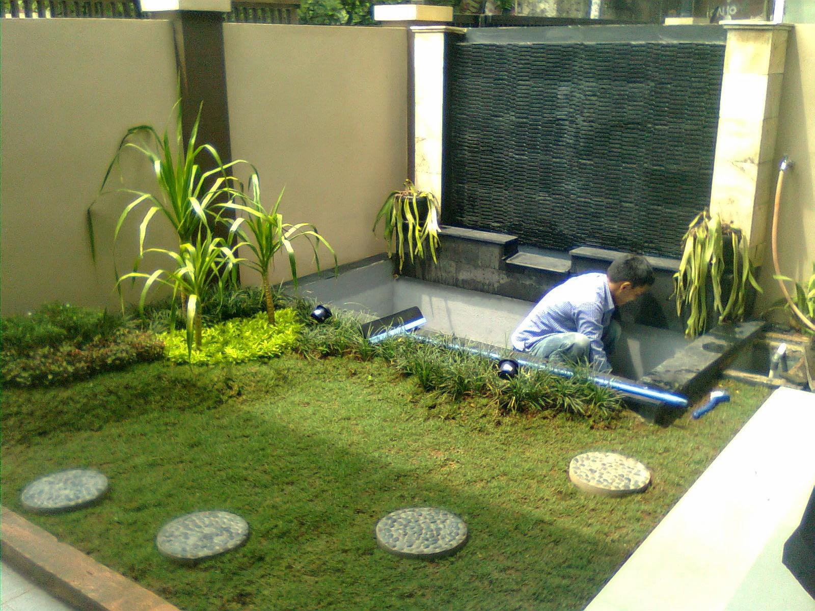 Harga Pembuatan Taman Rumah Minimalis Destaman