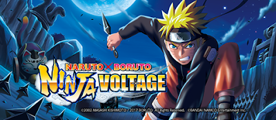 Download Naruto X  Boruto Ninja Voltage