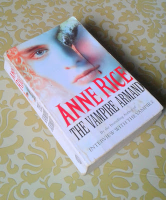 Livro The Vampire Armand de Anne Rice