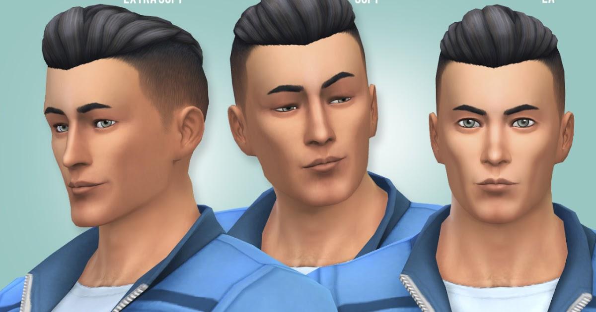 My Sims 4 Blog: Updated 3D Eyelashes by Kijiko