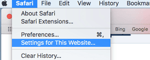 New Features with Safari in macOS High Sierra