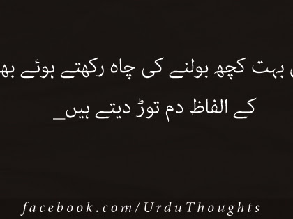 19 Urdu Short Quotes & Sayings About Life