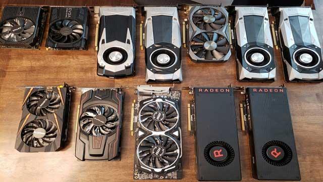 معايير أداء NVIDIA / AMD Linux GPU للألعاب والأداء لكل دولار لشهر يوليو 2018