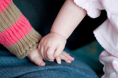 tangan anak kecil