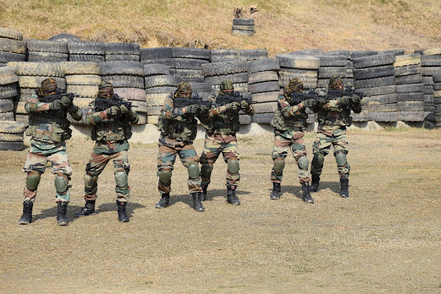 Discovery Channel puts the audience through the toughest training of the Indian Army. The 'Paratrooper Special Forces Operatives' are amongst the sharpest and the deadliest soldiers