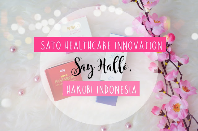 SATO Pharmaceutical - Hakubi Indonesia