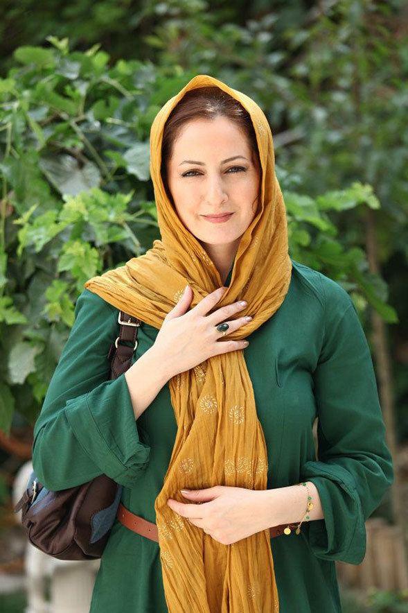 Shaghayegh Dehghan Iranian actress