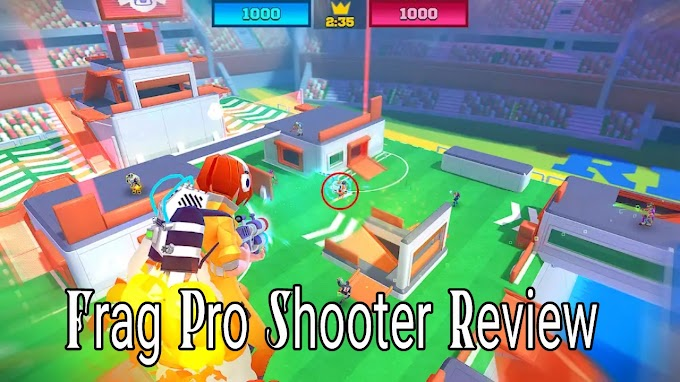 FRAG Pro Shooter, Fun Multiplayer Shooter Review
