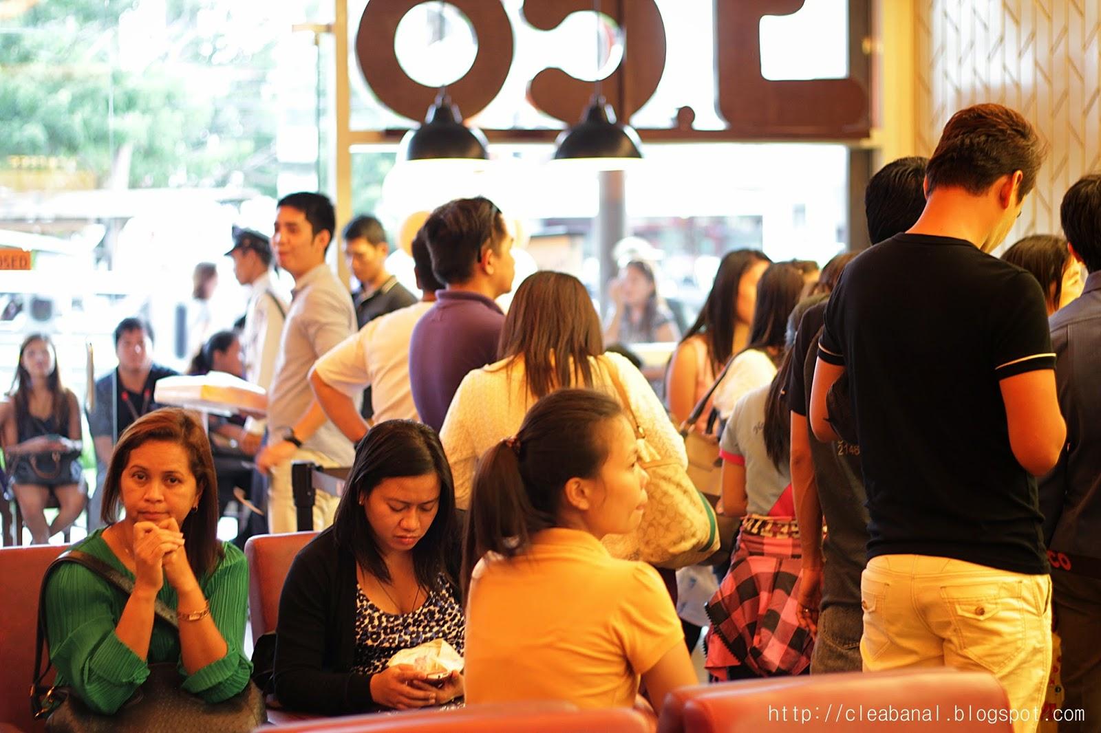 J.CO Davao Opening