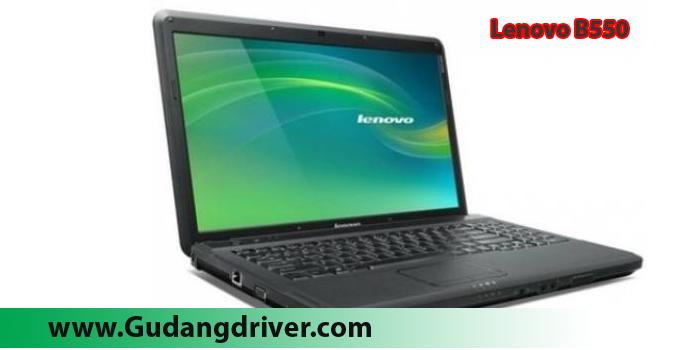Lenovo B550 драйвера Windows 7
