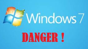 Windows 7 di kabarkan akan tidak di dukung lagi oleh microsoft. Yang mana windows 7 tidak akan menerima update keamanan dari microsoft. Berikut info lengkap bahayanya menggunakan windows 7.
